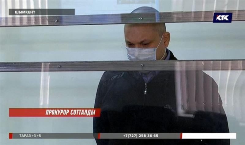 Шымкентте прокуратура қызметкері әйелін қызғаныштан өлтірген