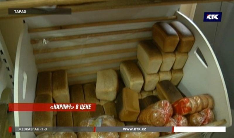 В Таразе неожиданно подорожал хлеб