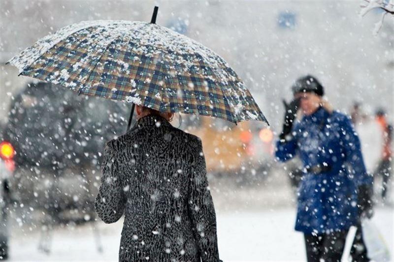 Какая погода ожидается в Казахстане 20 ноября