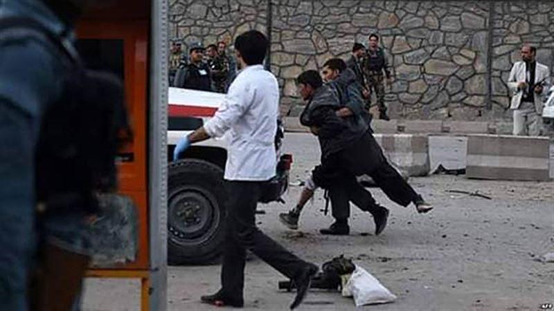 В Кабуле погибли 50 человек в результате взрыва во дворце бракосочетаний
