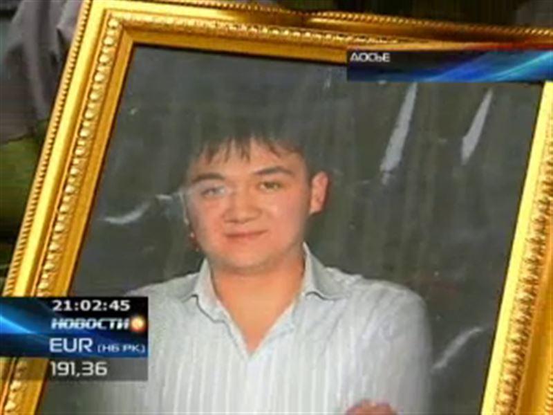 Бывший сотрудник финпола подозревается в убийстве 23-летнего алматинца