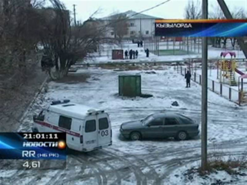 В Кызылорде ликвидировали террориста