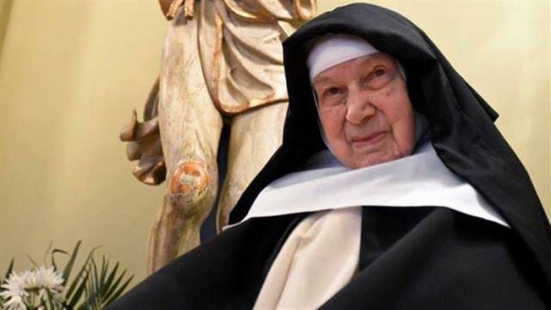В Польше умерла самая старая в мире монахиня