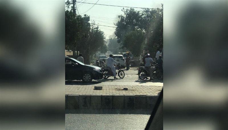 В Пакистане совершено нападение на консульство Китая, есть погибшие