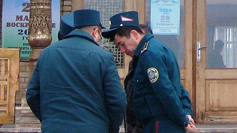 Милиция лейтенантын түнгі күзет кезінде өлтіріп кетті
