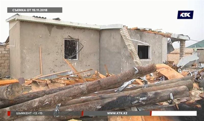 Скончался пострадавший при взрыве дома в Жанаозене