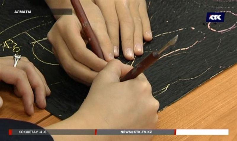 Алматинские педагоги будут учить с помощью рисунков