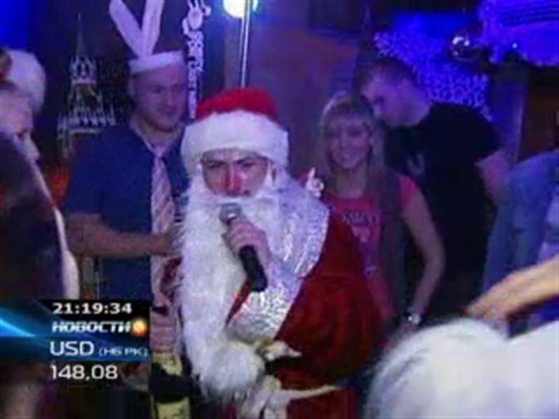 В Санкт-Петербурге открылся клуб для желающих отмечать Новый год
