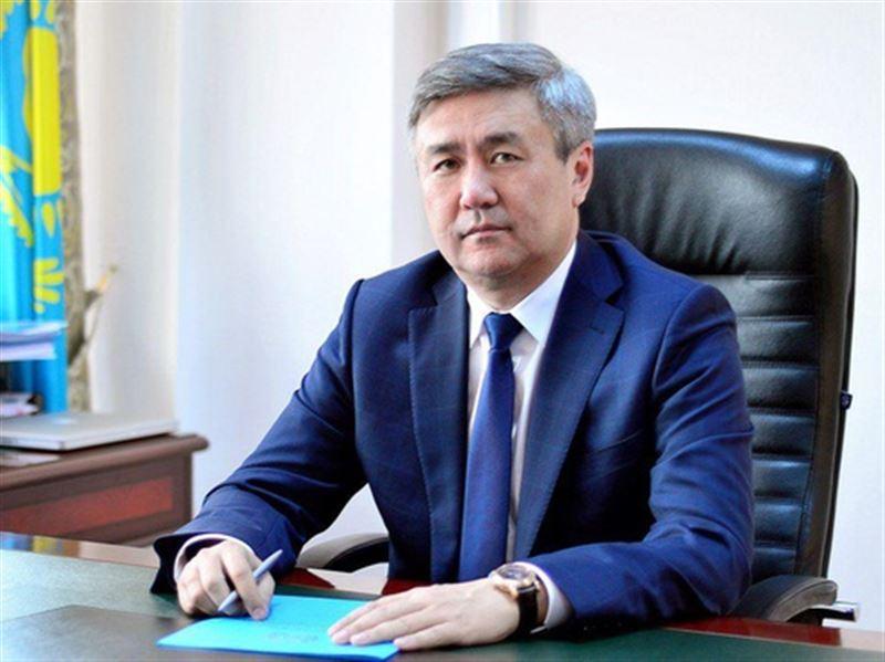 Сунгат Есимханов назначен на должность вице-министра энергетики РК