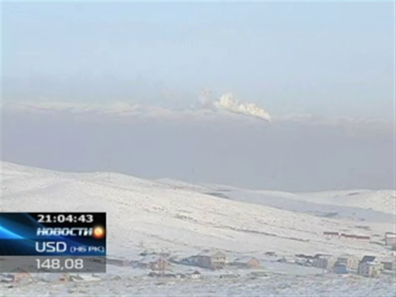Усть-Каменогорск и ближайшие населённые пункты накрыл густой смог