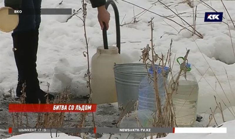 У риддерцев перемерз водопровод: трубы не подлежат восстановлению
