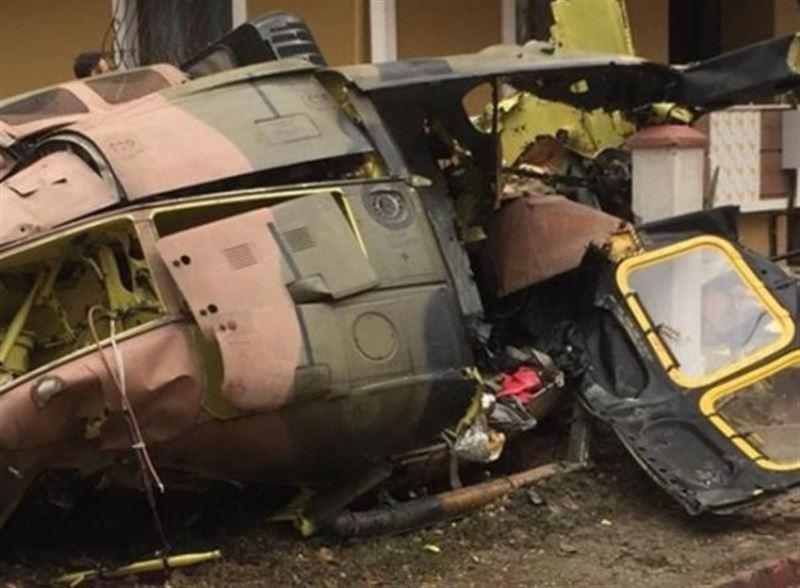 В Стамбуле при крушении военного самолета погибли четыре человека