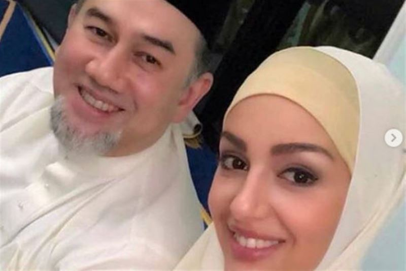 СМИ сообщили о свадьбе короля Малайзии и девушки из России