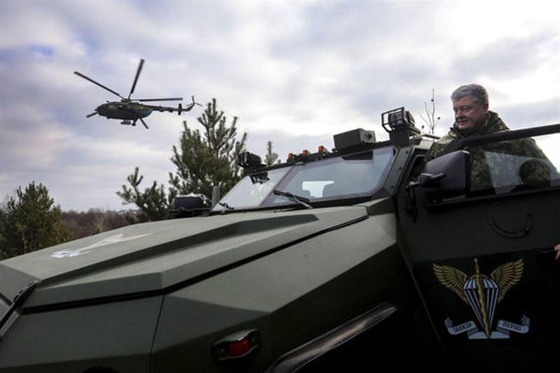 Военное положение ввели не на всей территории Украины