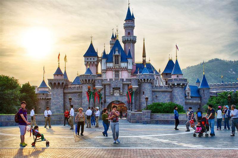 Шымкентте Disneyland салынады