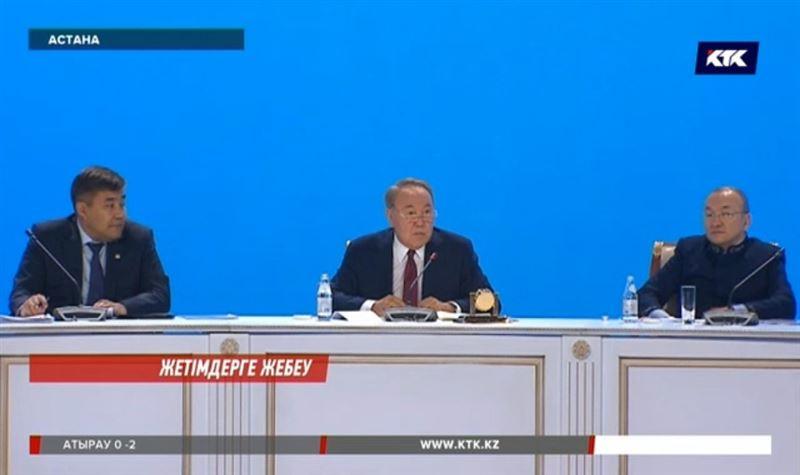 Назарбаев қарттар үйіне барғанда не үшін қынжылатынын айтты