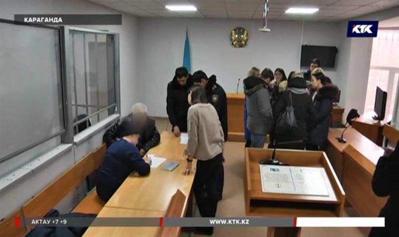 Экс-директора карагандинских детсадов отправили в тюрьму