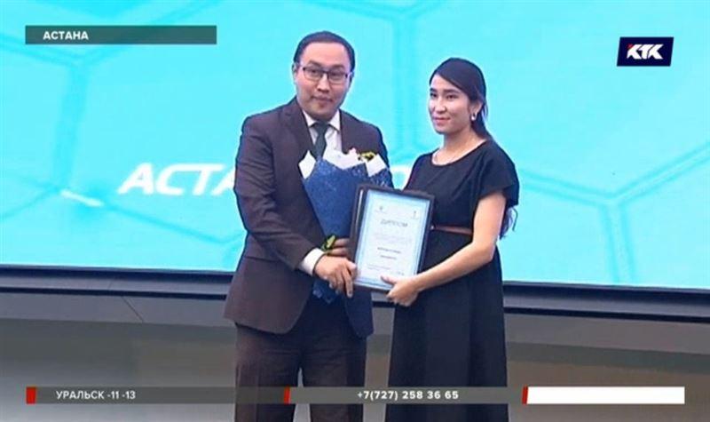 Победители конкурса среди казахскоязычных интернет-порталов получили награды