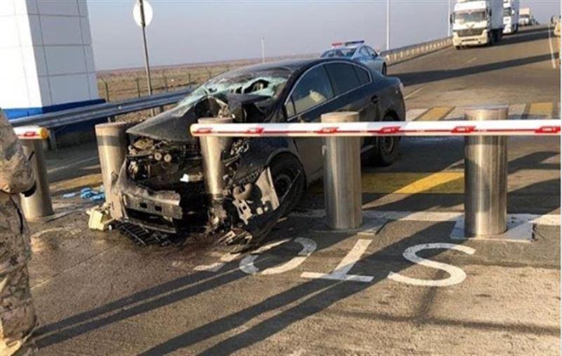Две женщины стали жертвами аварии в Алматинской области