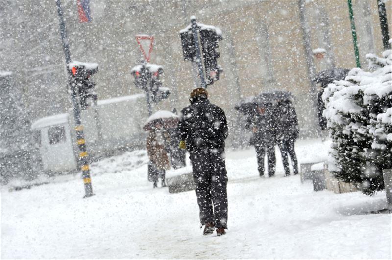 Какая погода ожидает казахстанцев в субботу
