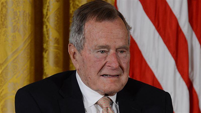 АҚШ-тың 41-президенті үлкен Джордж Буш дүниеден озды