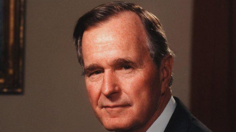 Названы дата и место похорон Джорджа Буша-старшего