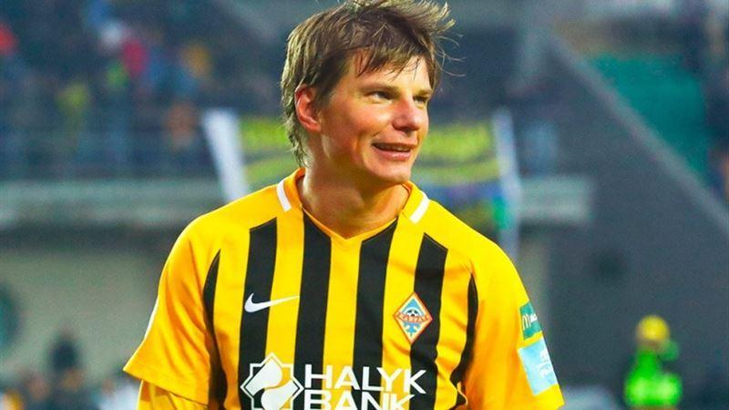 Аршавин Қазақстан чемпионатының 22 үздік футболшыларыныңбірі болды