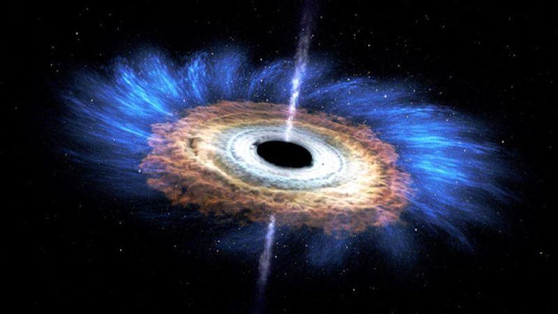 Японские ученые раскрыли секрет черных дыр