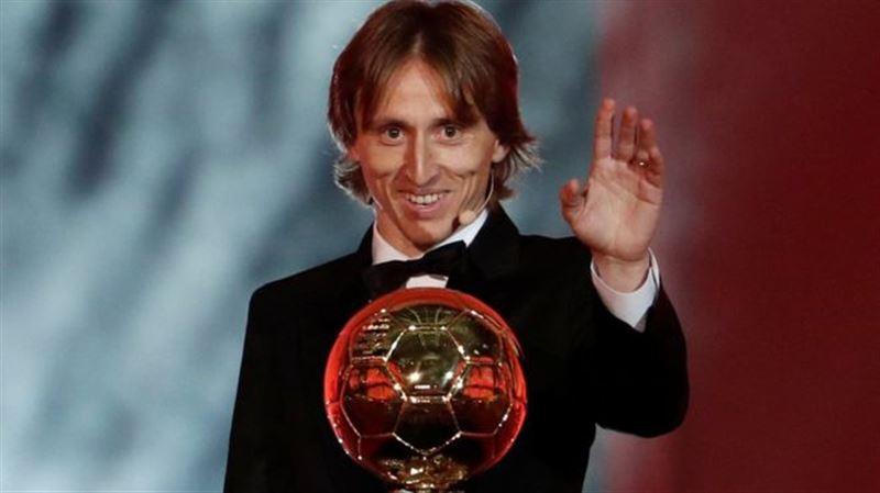 «Золотой мяч» достался Модричу после 10 лет господства Месси и Роналду