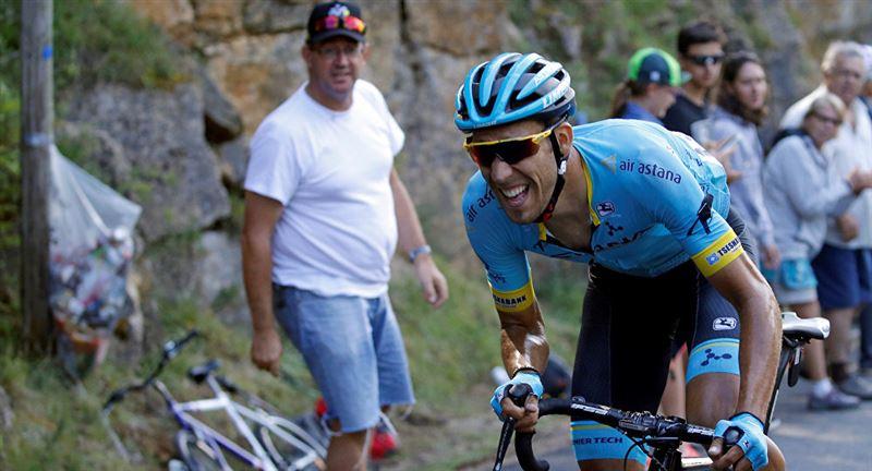 «Астана» велошабандозы жол апатына түсті