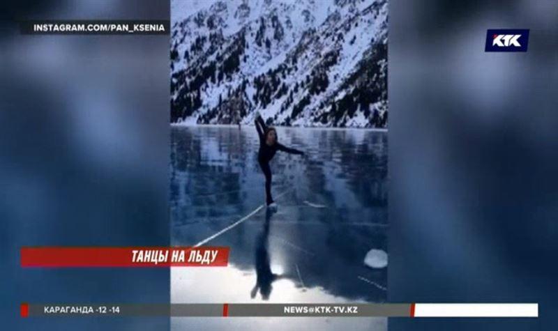 Полицейские и коммунальщики прокомментировали катания на коньках по БАО