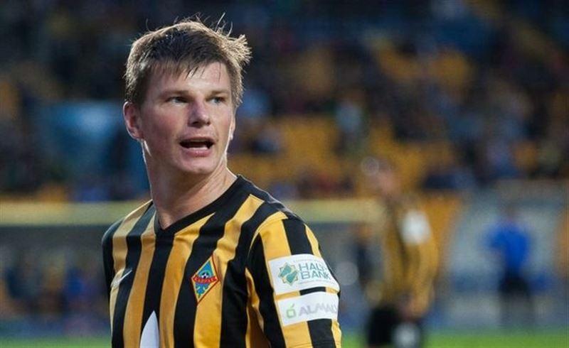 Завершивший карьеру Аршавин может вернуться в «Кайрат»