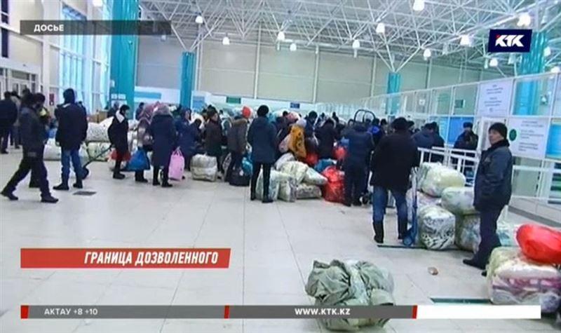 Дарига Назарбаева заявила, что на таможне происходят грандиозные махинации