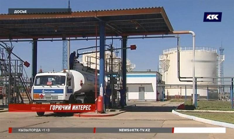 Экспорт солярки из страны ограничат