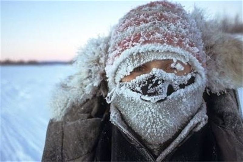 38 градус аяз: ШҚО-да сабақ тоқтатылды
