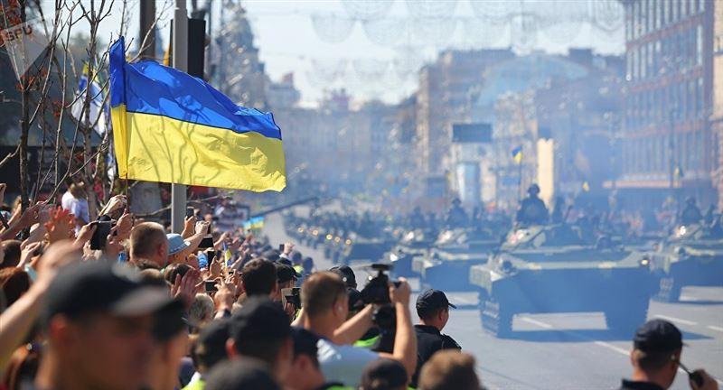 Назарбаев: Украина үшін алаңдаймын