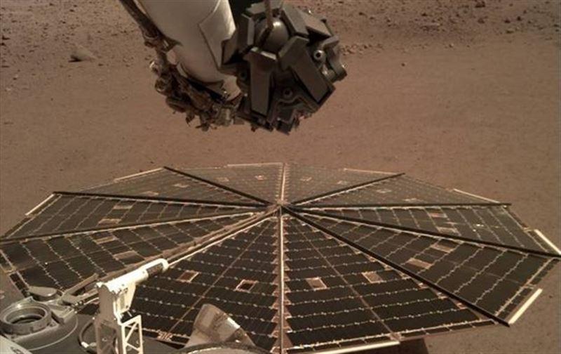 NASA алғаш рет Марстағы жел дыбысын жазып алды