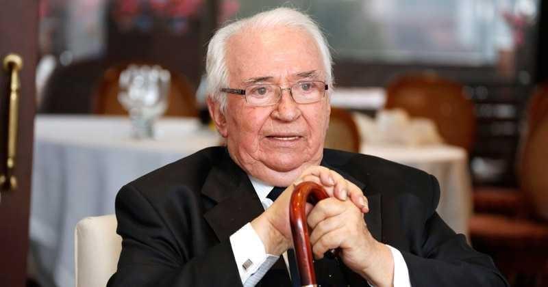 Не стало бывшего президента Колумбии Бетанкура