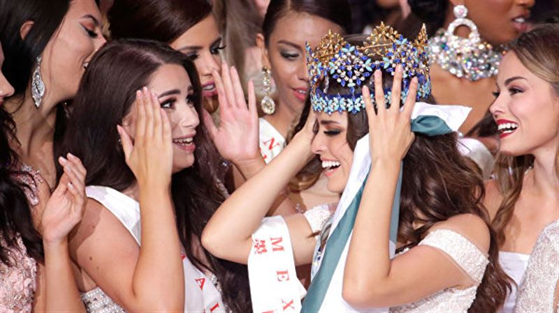Мисс мира — 2018 стала мексиканка Ванесса Понс