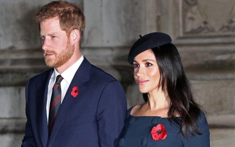 Принц Гарри готов порвать отношения с братом ради своей жены