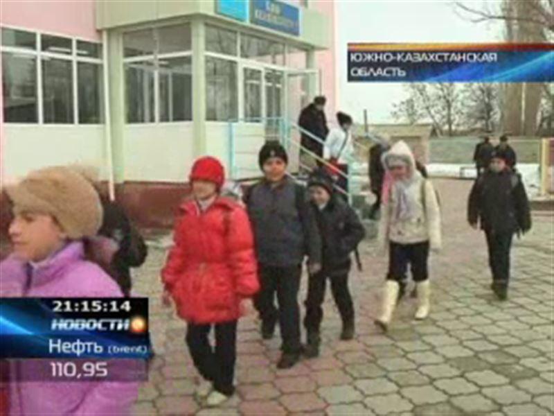 В Южном Казахстане сдали новую сельскую школу без благ цивилизации