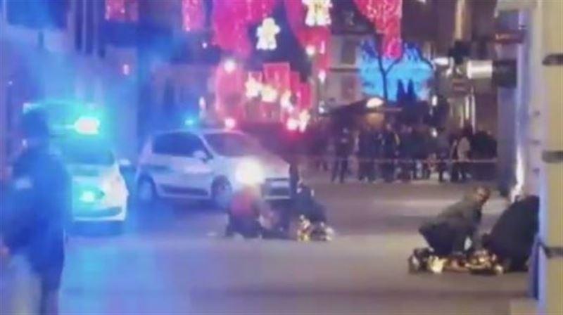 Число погибших при стрельбе в Страсбурге увеличилось до четырех