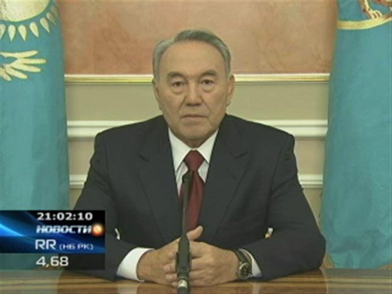 В канун выборов Президент Казахстана обратился к народу