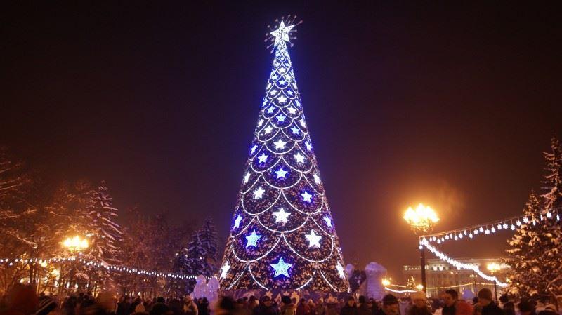 18 декабря в столице зажгут главную елку страны