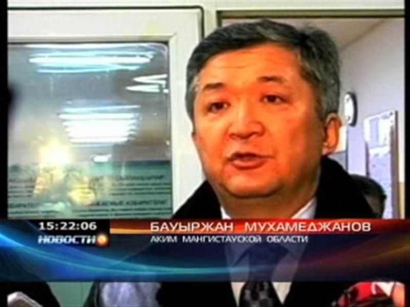 Избирательные участки сегодня полноценно работают и в Жанаозене
