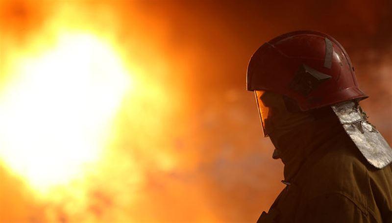 Жертвами пожара в ВКО стали двое детей