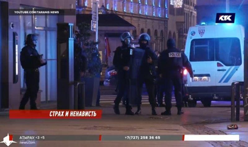 В Страсбурге после стрельбы на рождественском рынке объявили траур