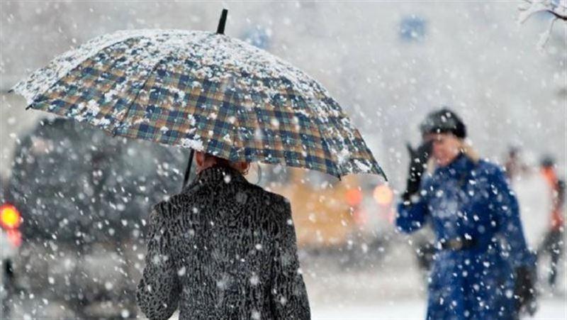 Прогноз погоды по Казахстану на четверг, 13 декабря