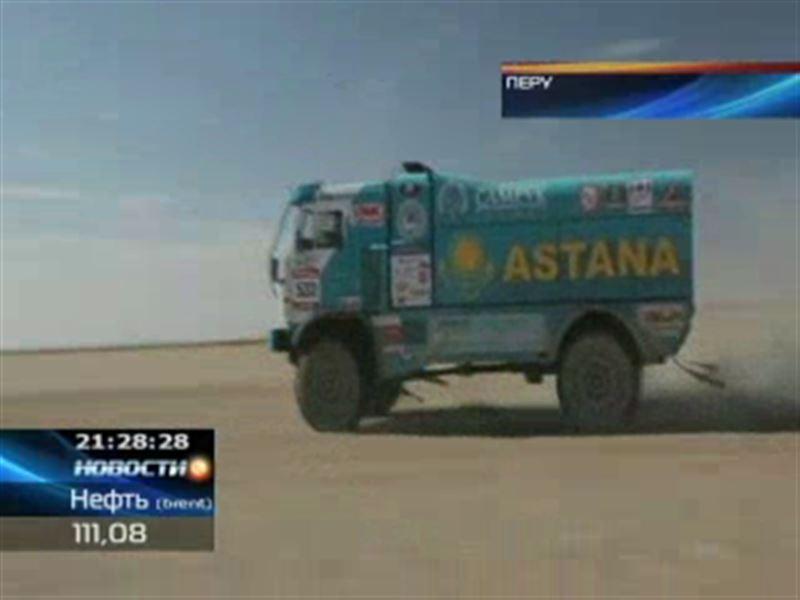 «Золотой бедуин» едет в Казахстан