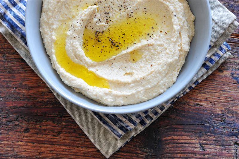 Домашний хумус: три авторских рецепта